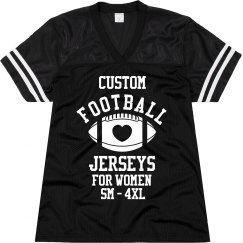 7e85e29c1 Custom Football Mom Shirts