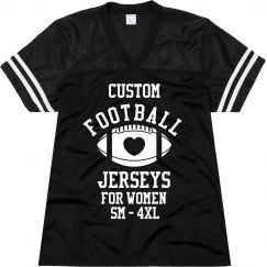 Custom Womens Jersey