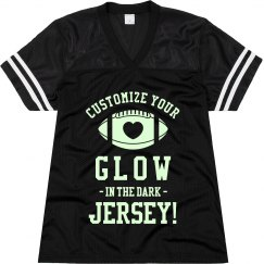 Custom Glow In The Dark Jersey