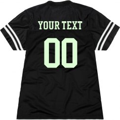 Custom Name/Number Glow In Dark
