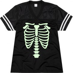 Glow In The Dark Ribcage Bones