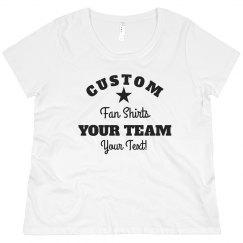 Custom Sports Fan Shirts