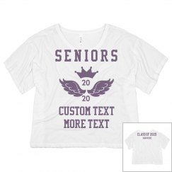 Custom Seniors 2017 Flowy