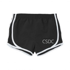 NEW - Youth CSDC running shorts