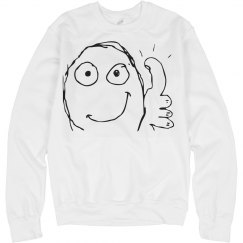 Thumbs Up Sweater