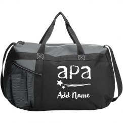 Personalized Dance Bag APA