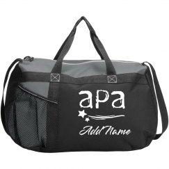 Personalized Dance Bag APA
