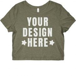 Add Your Custom Design