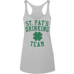 St. Pat's Drinking Team
