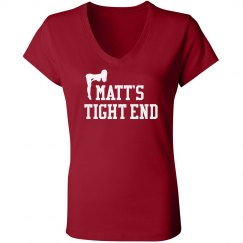 Matt's Tight End Football