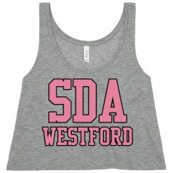 SDA Westford Crop Top-Adult