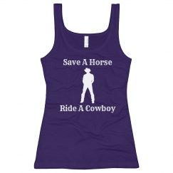 Ride A Cowboy