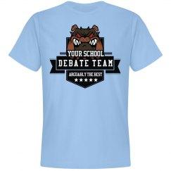 Debate Team Custom