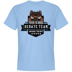 Debate Team Custom