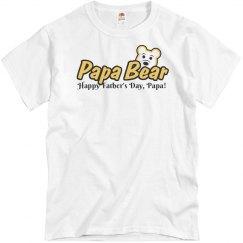 Papa Bear Fathers Day