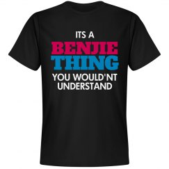 BENJIE thing