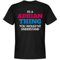 Adrian thing