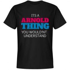 Arnold thing