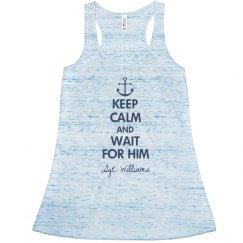 Keep Calm And Wait