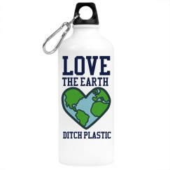 Ditch Plastic Bottles