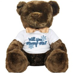 Marry Me? Bear