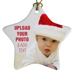 Custom Baby Photo Gift