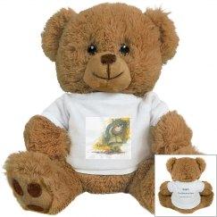 Ralph the Army Bear