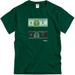 grn bills tt - tshirt