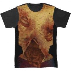 Zombie Costume Shirt
