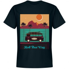 Roll That Way Unisex Shirt