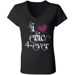 I Heart Eric Tee