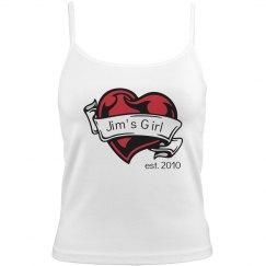 Jim's Girlfriend