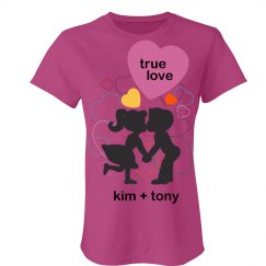 True Love Kiss Tee