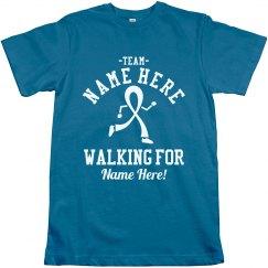 Team Ovarian Cancer Shirt