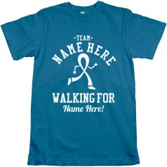 Team Ovarian Cancer Shirt