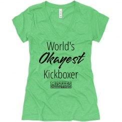 World's Okayest Kickboxer