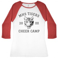 Tigers Cheer Camp