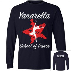 Yanarella Long Sleeve Tee