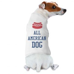 July 4th Dog