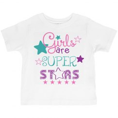 Girls Are Super Stars