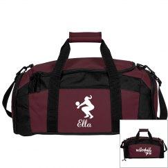 Ella. Volleyball
