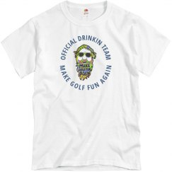 Drinking Team - Front