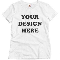 Your Design Here Custom Tee