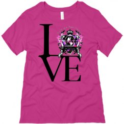 Ladies Relaxed Fit Tee