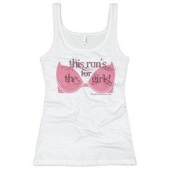 Run for the Girls-Tank