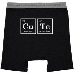 Cute Geek Butt