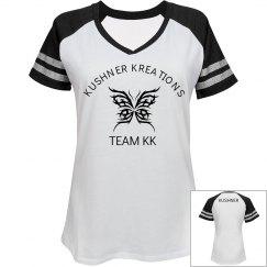 Plus Size Team Shirt