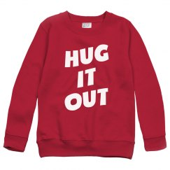 Valentine Hugs Youth Sweater