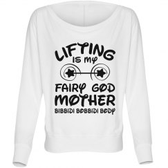 Funny Lifting Is Godmother Tank