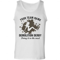 Demolition Derby Tank